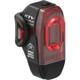 Lezyne Hecto Pro 65/KTV Drive Set di faretti LED, black